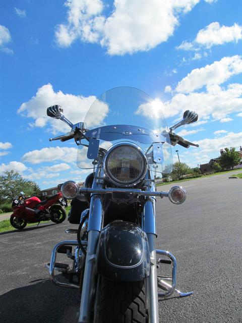 2007 Yamaha V Star 650 in Crystal Lake, Illinois
