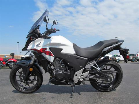2014 Honda CB500X in Crystal Lake, Illinois - Photo 2