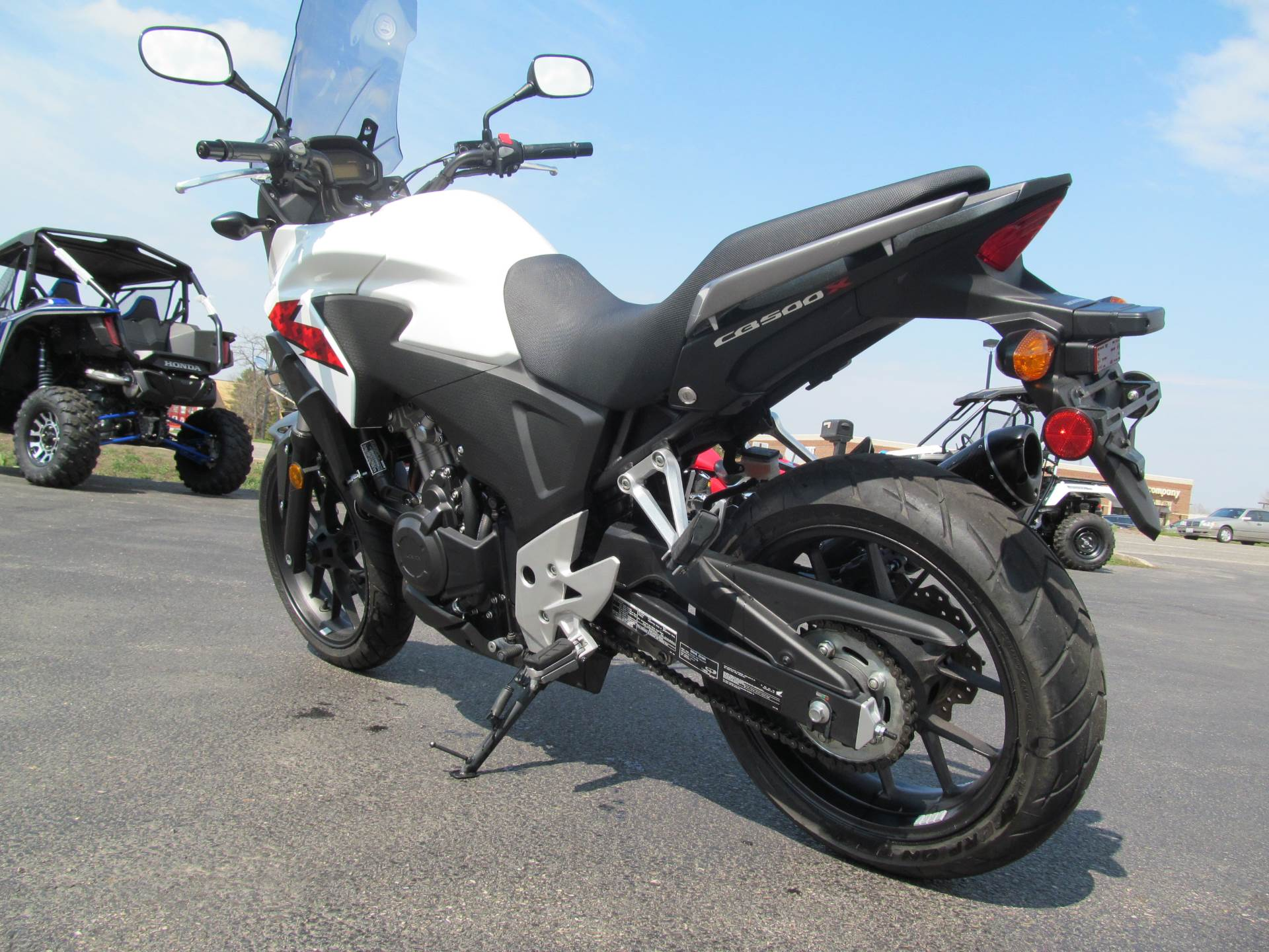 2014 Honda CB500X in Crystal Lake, Illinois - Photo 5