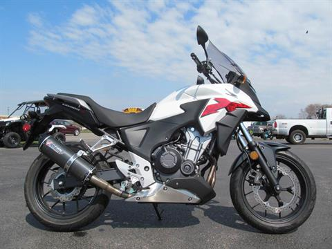 2014 Honda CB500X in Crystal Lake, Illinois