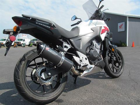 2014 Honda CB500X in Crystal Lake, Illinois - Photo 6