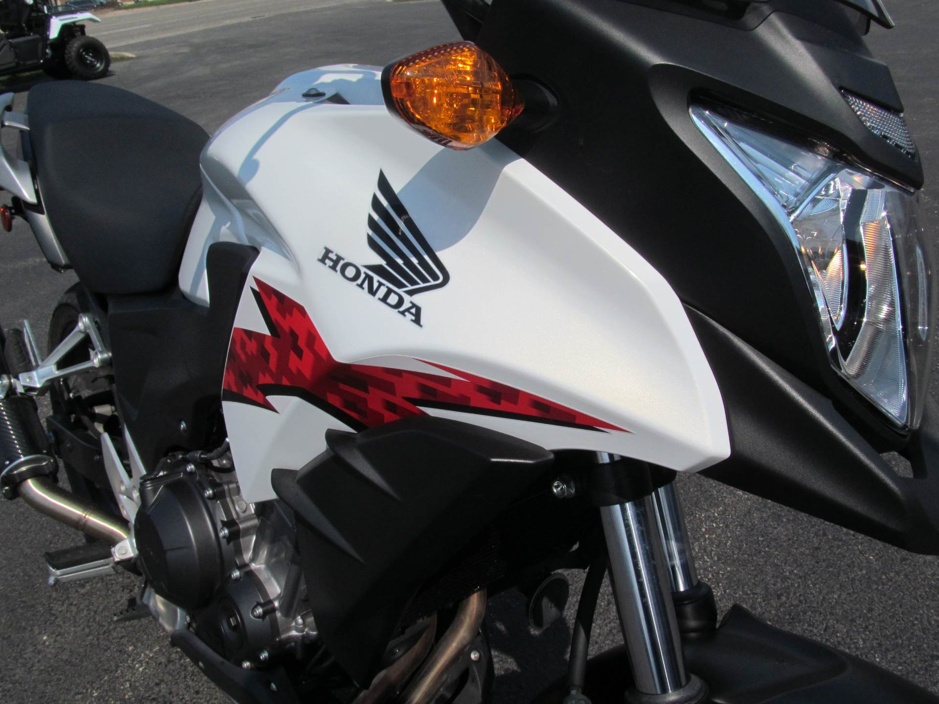 2014 Honda CB500X in Crystal Lake, Illinois - Photo 9