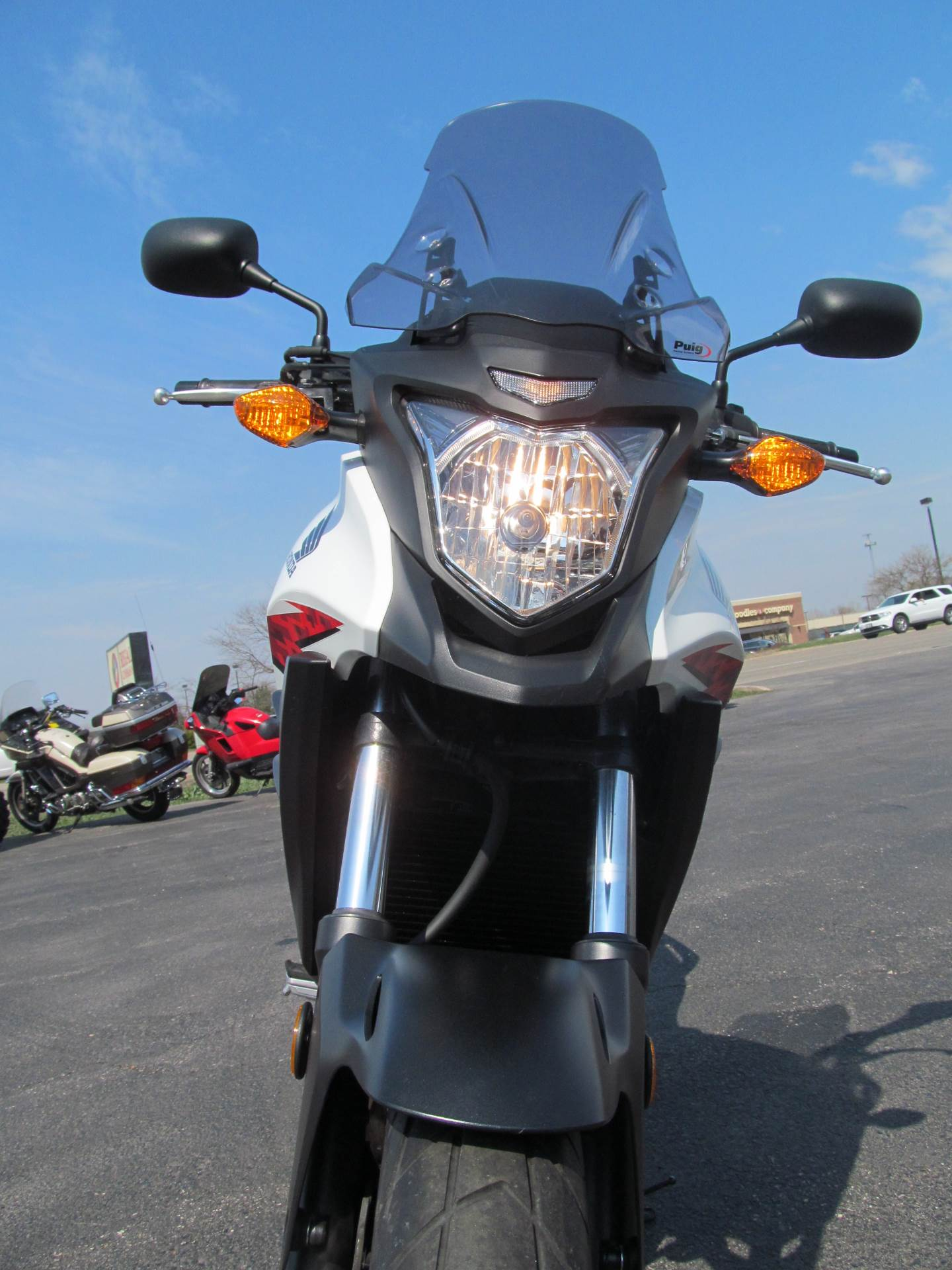 2014 Honda CB500X in Crystal Lake, Illinois - Photo 7
