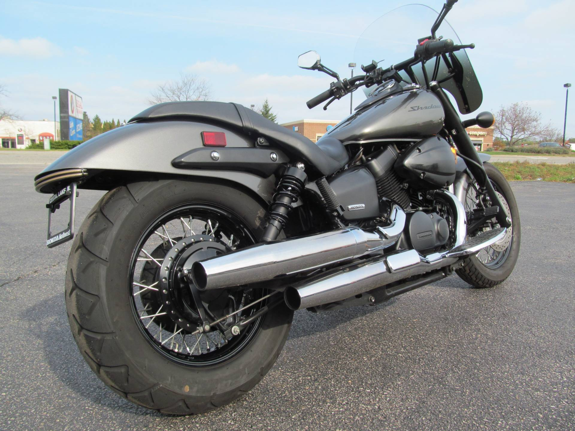 2014 Honda Shadow® Phantom in Crystal Lake, Illinois - Photo 5