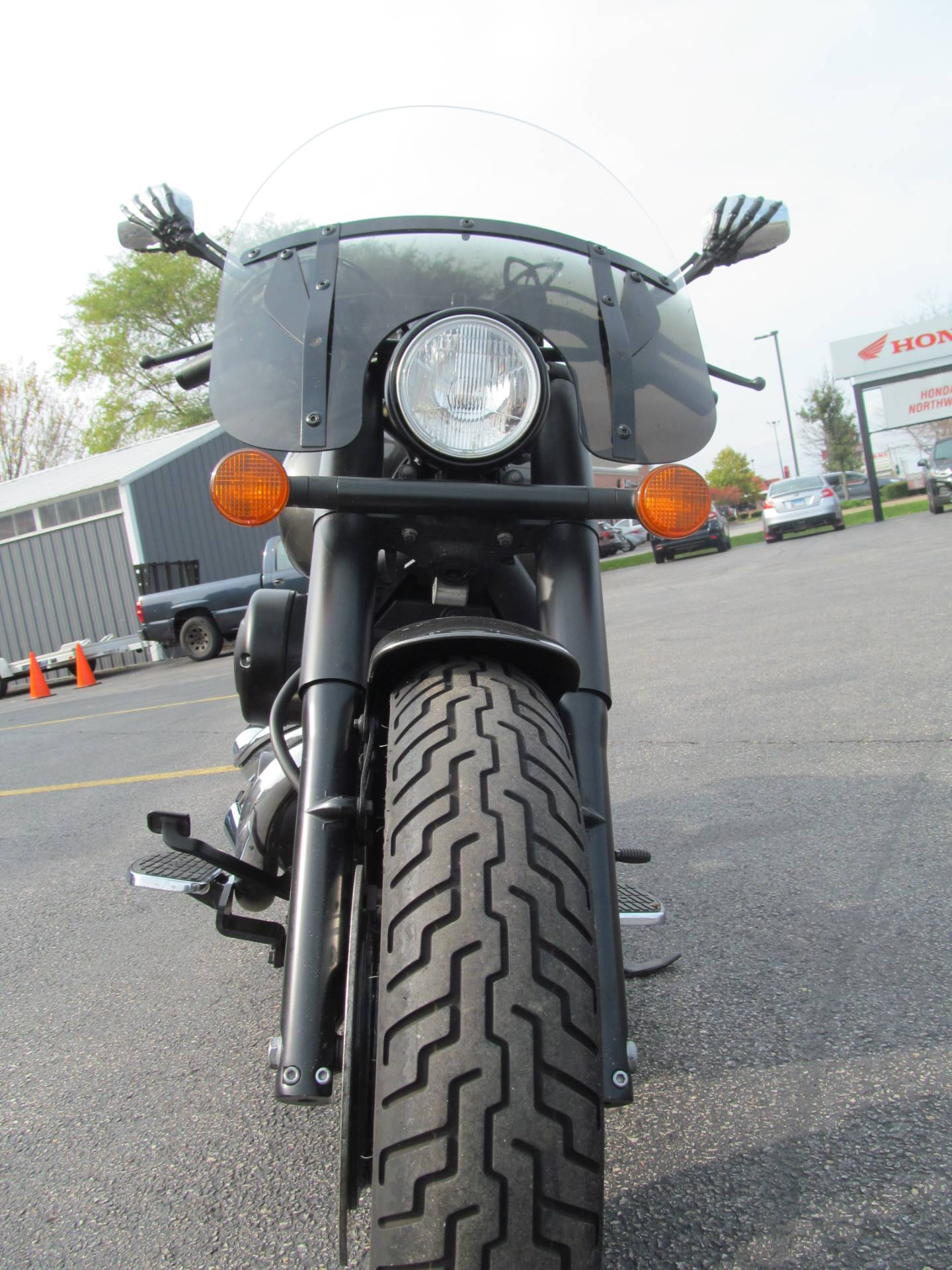 2014 Honda Shadow® Phantom in Crystal Lake, Illinois - Photo 8