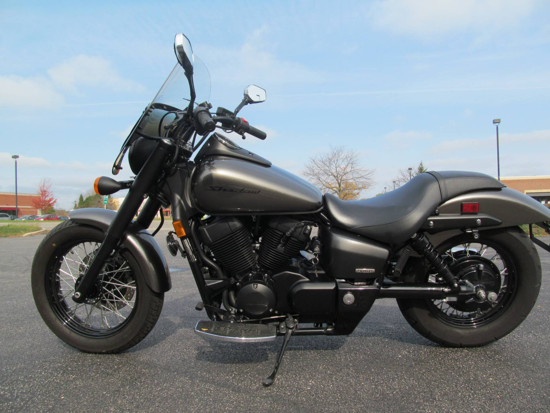 2014 Honda Shadow® Phantom in Crystal Lake, Illinois - Photo 2