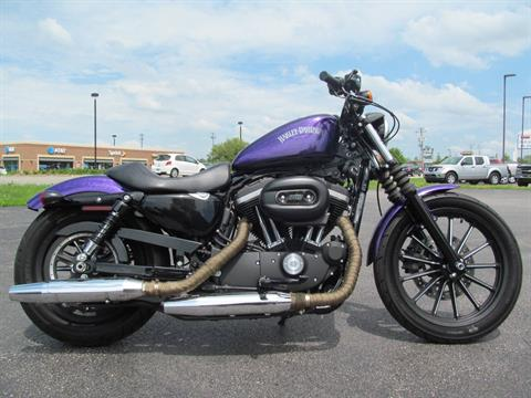2014 Harley-Davidson Sportster® Iron 883™ in Crystal Lake, Illinois - Photo 1