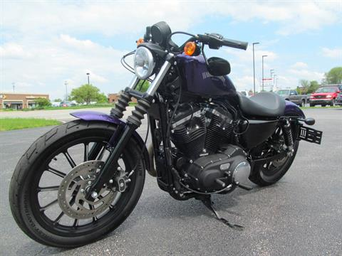 2014 Harley-Davidson Sportster® Iron 883™ in Crystal Lake, Illinois - Photo 4