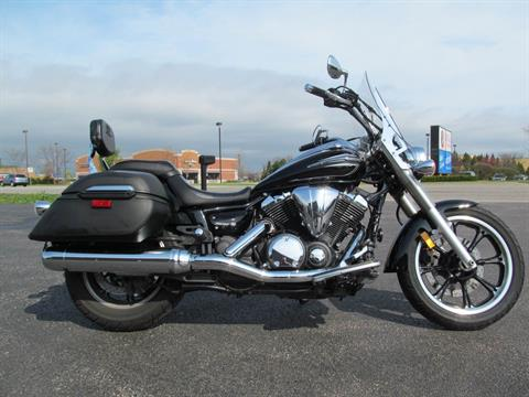 2012 Yamaha V Star 950 Tourer in Crystal Lake, Illinois