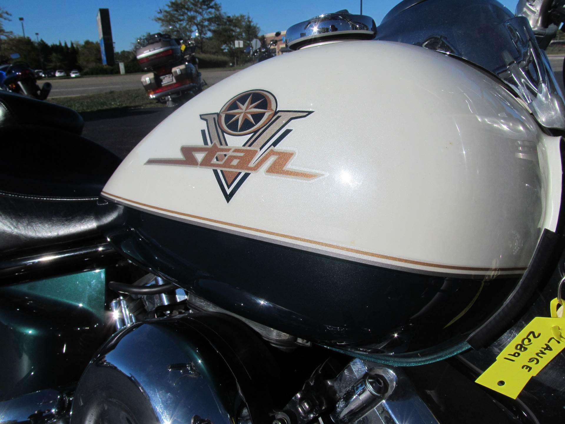 1999 Yamaha V Star Classic in Crystal Lake, Illinois - Photo 7