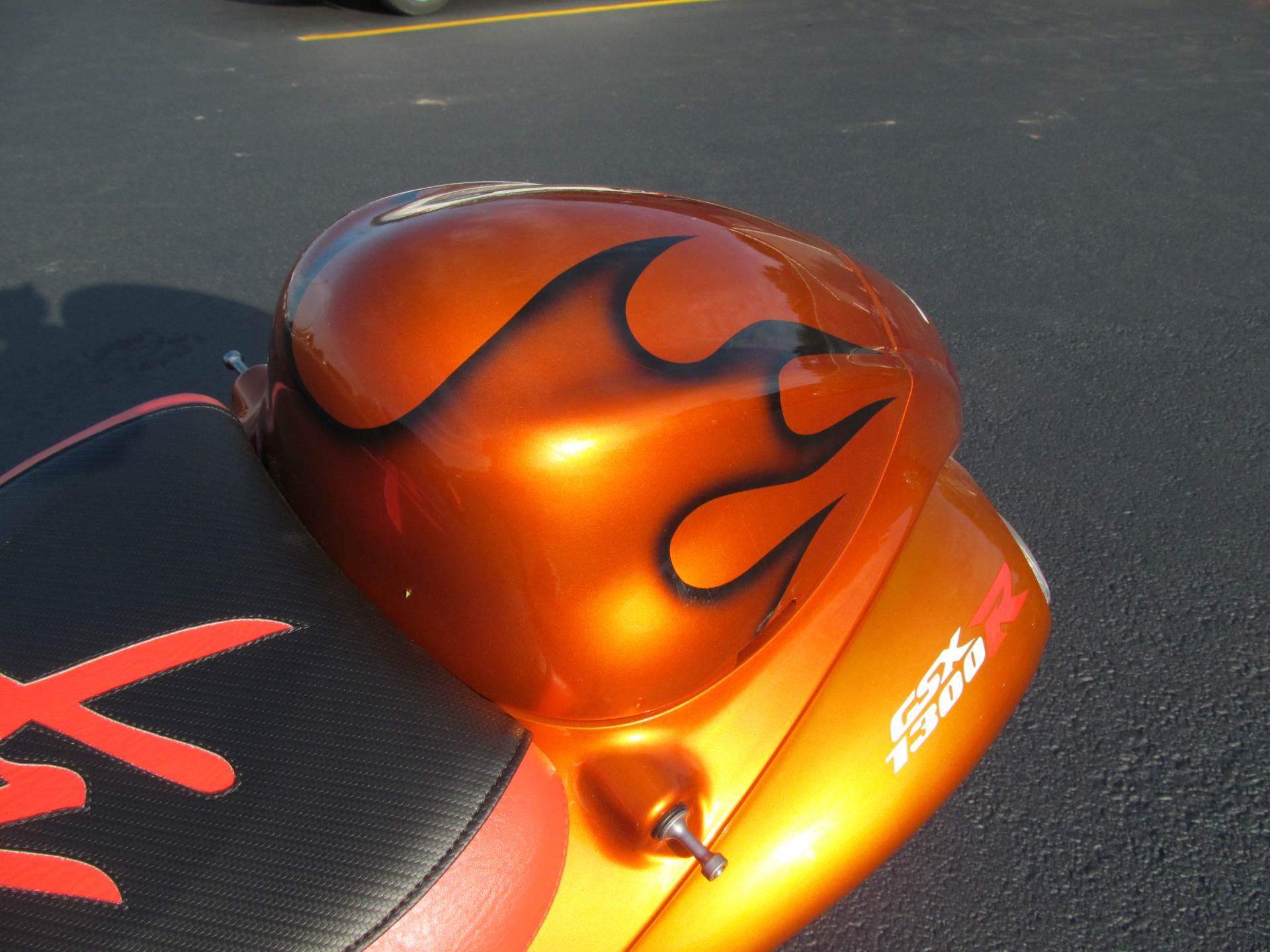2011 Suzuki Hayabusa 10