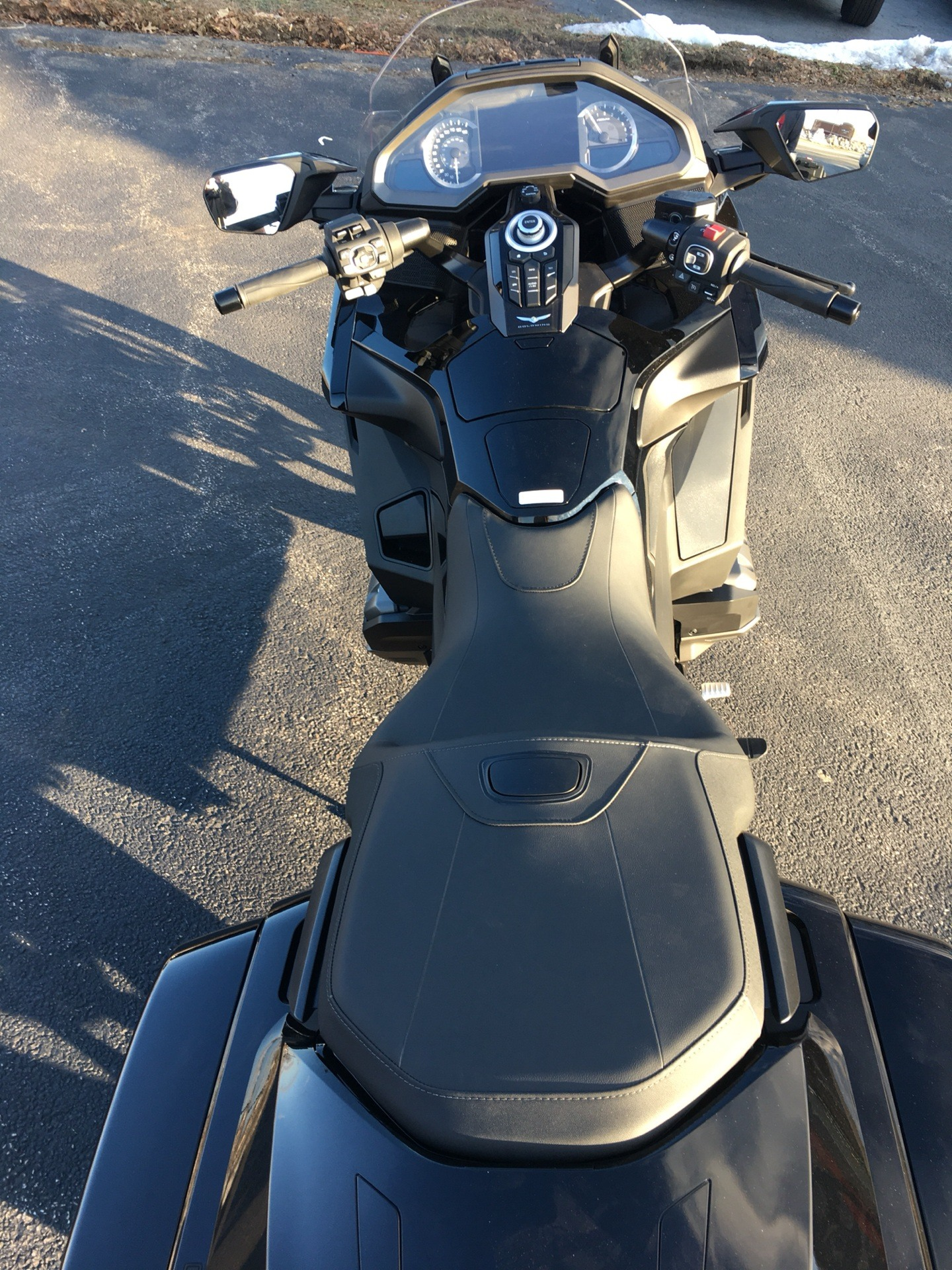 2019 Honda Gold Wing Automatic DCT in Crystal Lake, Illinois