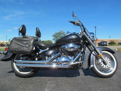 2006 Suzuki Boulevard C50T in Crystal Lake, Illinois - Photo 1