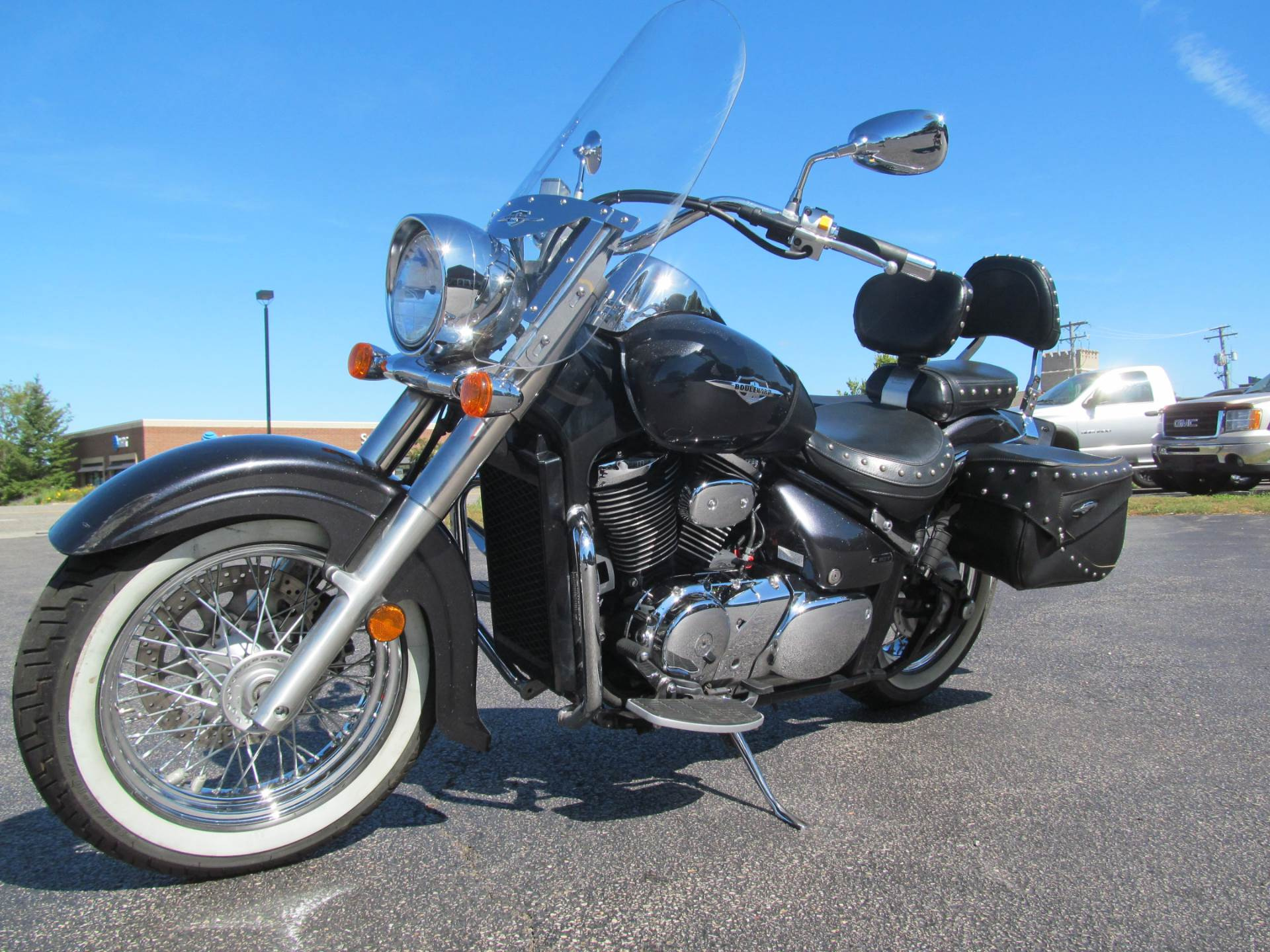 2006 Suzuki Boulevard C50T in Crystal Lake, Illinois - Photo 4
