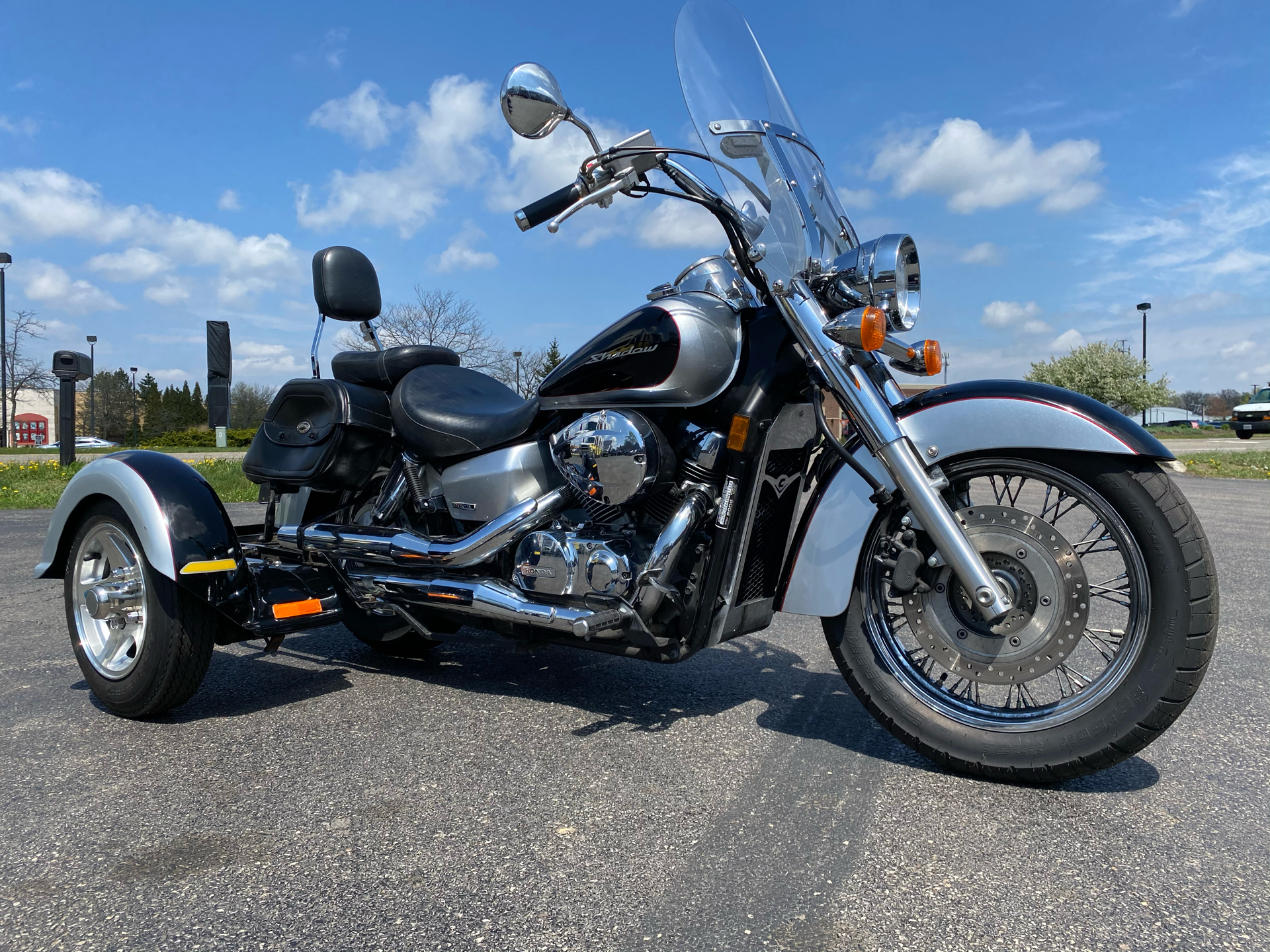 2008 Honda Shadow Aero® in Crystal Lake, Illinois - Photo 3