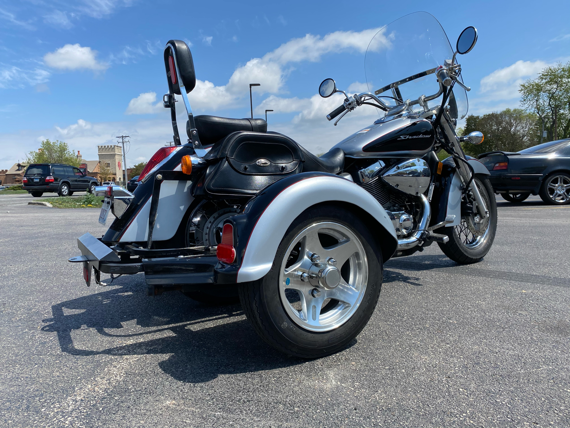 2008 Honda Shadow Aero® in Crystal Lake, Illinois - Photo 6