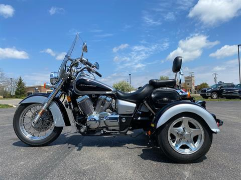 2008 Honda Shadow Aero® in Crystal Lake, Illinois - Photo 2