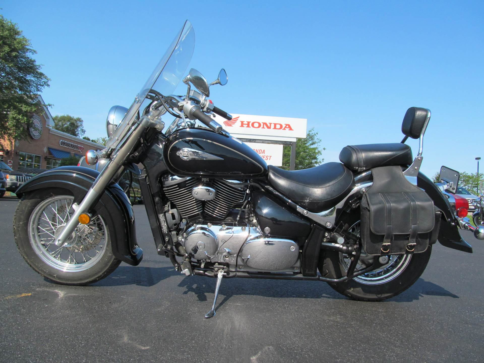 2007 Suzuki Boulevard C50T in Crystal Lake, Illinois