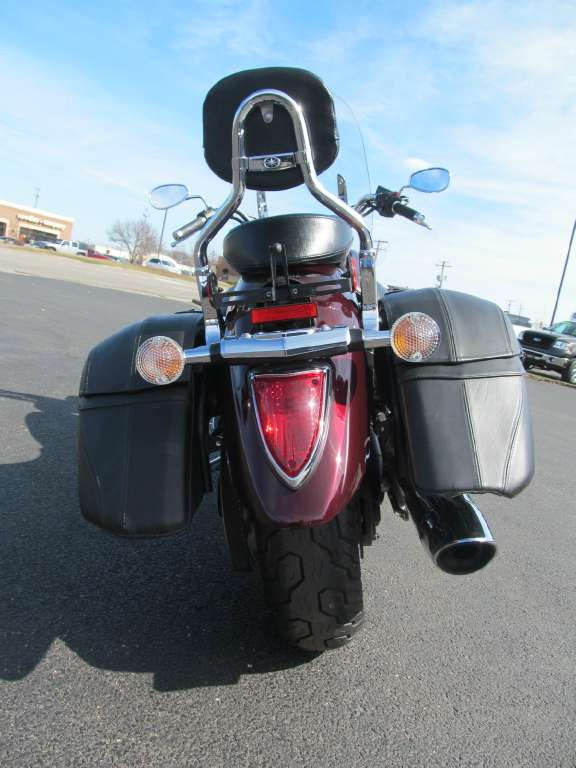 2008 Yamaha V Star® 1300 Tourer in Crystal Lake, Illinois