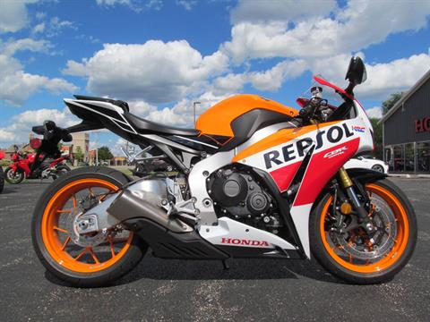 2015 Honda CBR®1000RR in Crystal Lake, Illinois