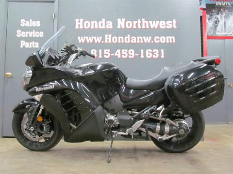 2014 Kawasaki Concours® 14 ABS in Crystal Lake, Illinois - Photo 1