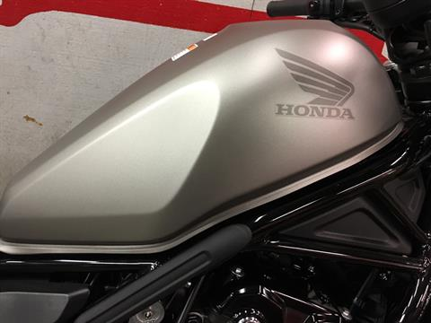 2018 Honda Rebel 500 ABS in Crystal Lake, Illinois