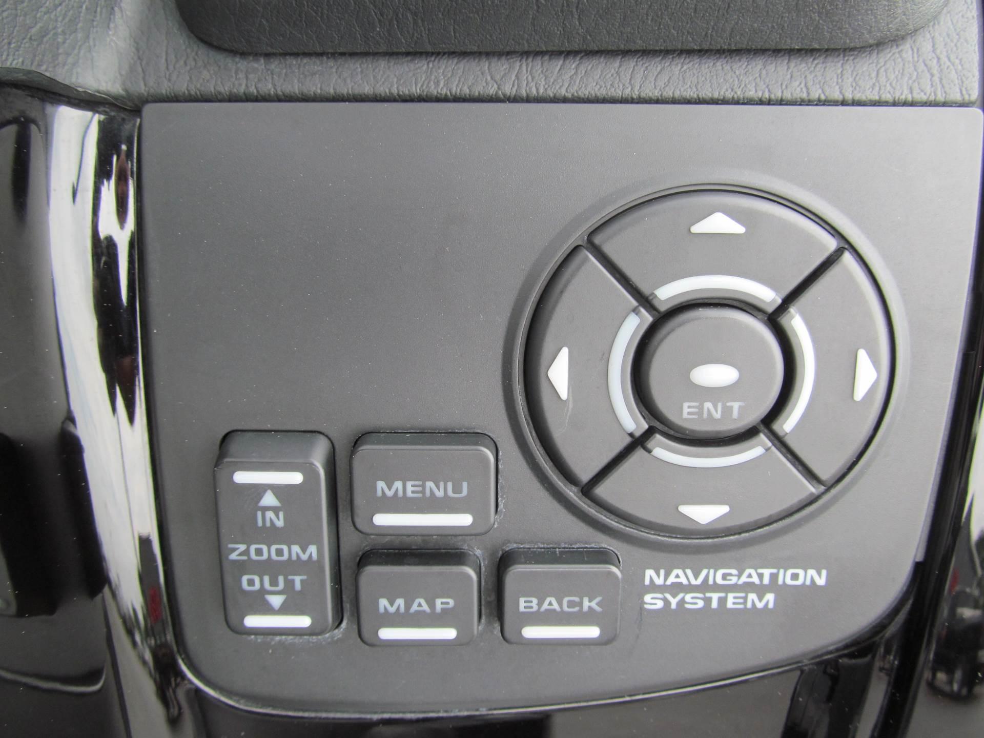 2006 Honda Gold Wing Airbag 12