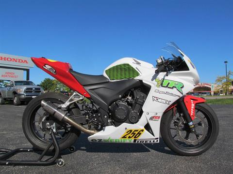 2014 Honda CBR®500R in Crystal Lake, Illinois - Photo 1