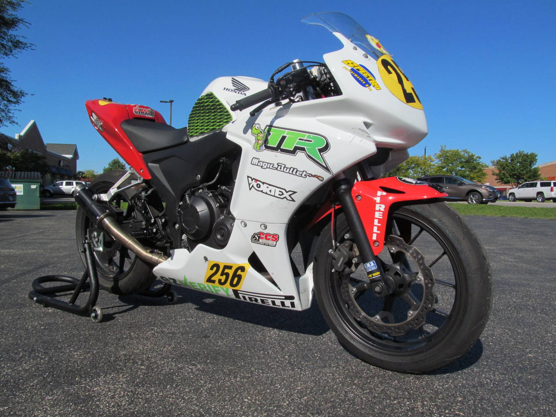 2014 Honda CBR®500R in Crystal Lake, Illinois - Photo 3
