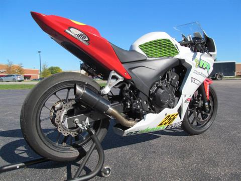 2014 Honda CBR®500R in Crystal Lake, Illinois - Photo 5