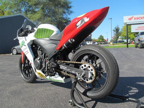 2014 Honda CBR®500R in Crystal Lake, Illinois - Photo 6