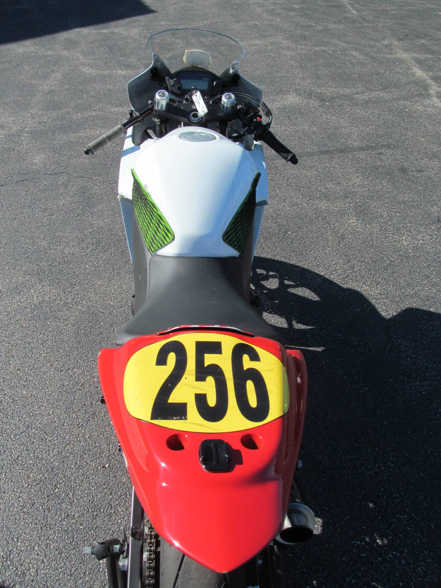 2014 Honda CBR®500R in Crystal Lake, Illinois - Photo 8