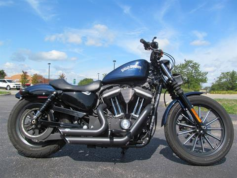 2012 Harley-Davidson Sportster® Iron 883™ in Crystal Lake, Illinois - Photo 1