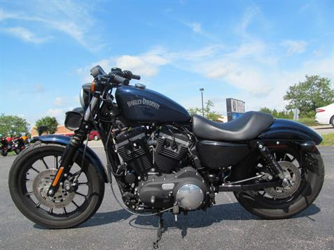 2012 Harley-Davidson Sportster® Iron 883™ in Crystal Lake, Illinois - Photo 2