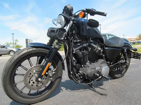 2012 Harley-Davidson Sportster® Iron 883™ in Crystal Lake, Illinois - Photo 4