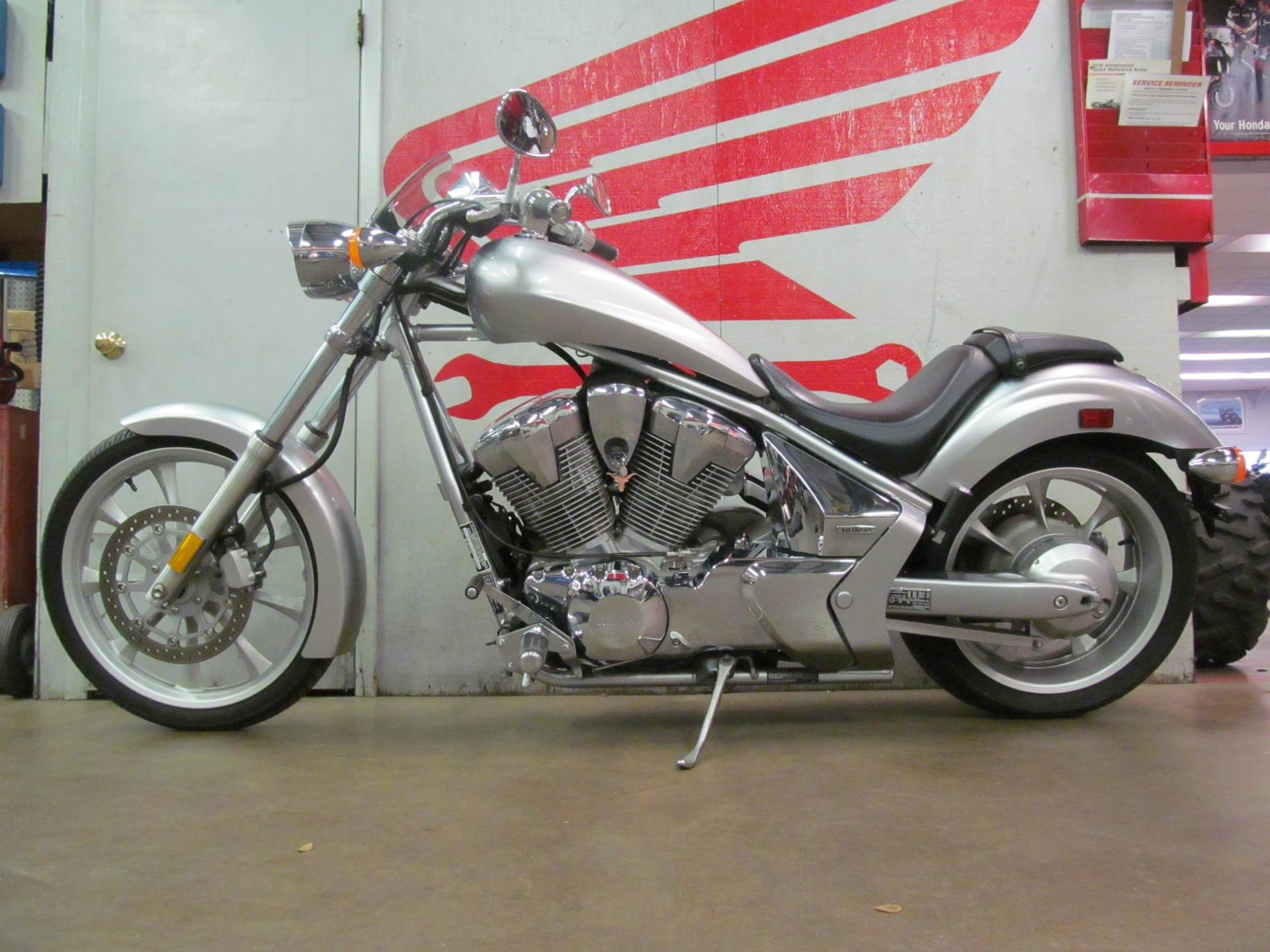 2010 Honda Fury™ in Crystal Lake, Illinois