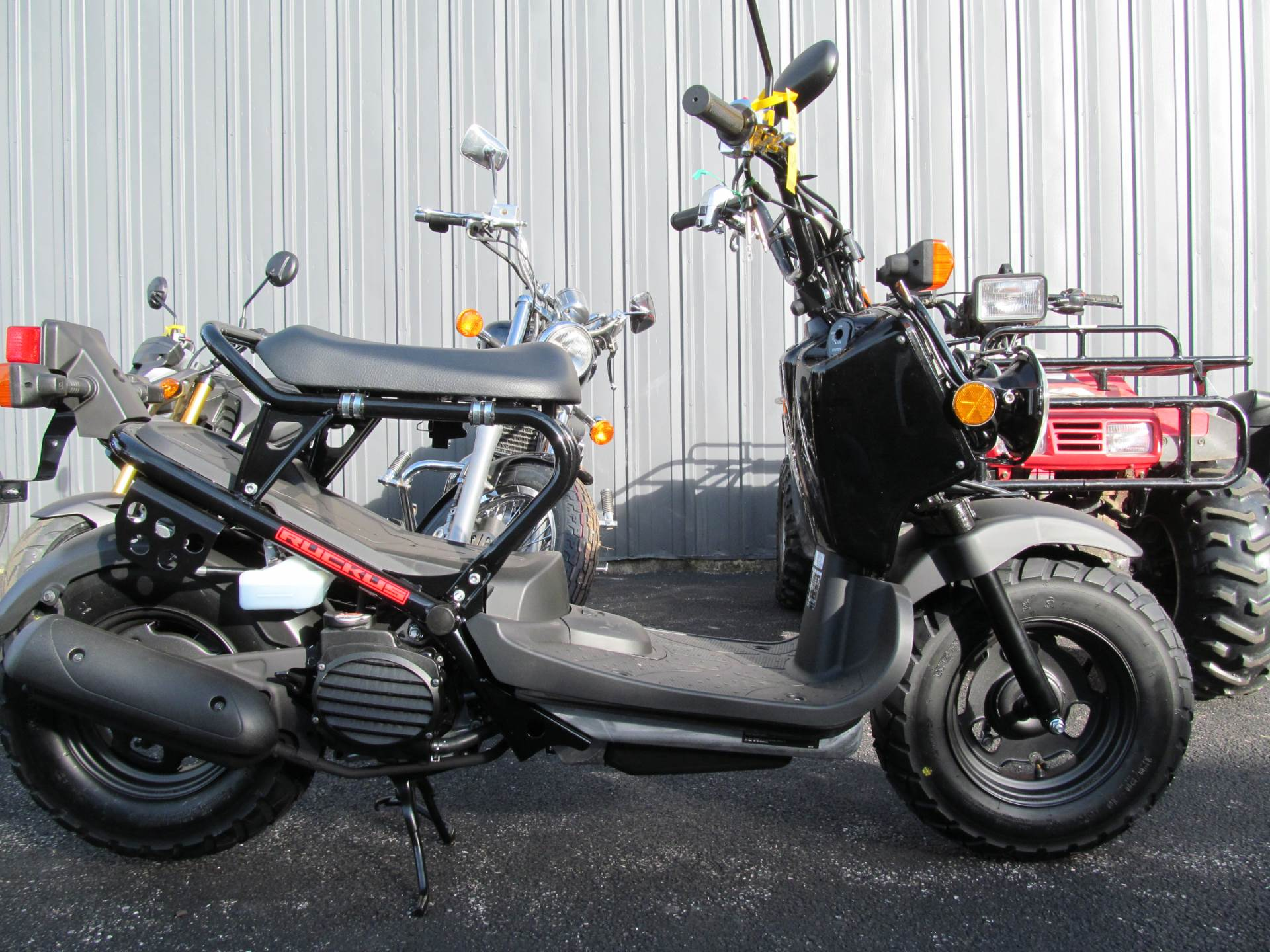 2017 Honda Ruckus in Crystal Lake, Illinois
