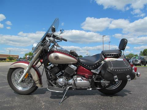 2003 Yamaha V Star 650 in Crystal Lake, Illinois - Photo 1