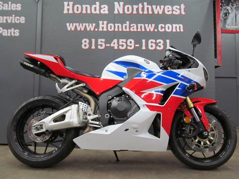 2013 Honda CBR®600RR in Crystal Lake, Illinois - Photo 1