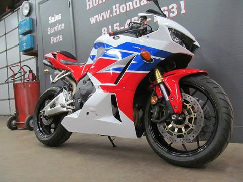 2013 Honda CBR®600RR in Crystal Lake, Illinois - Photo 3
