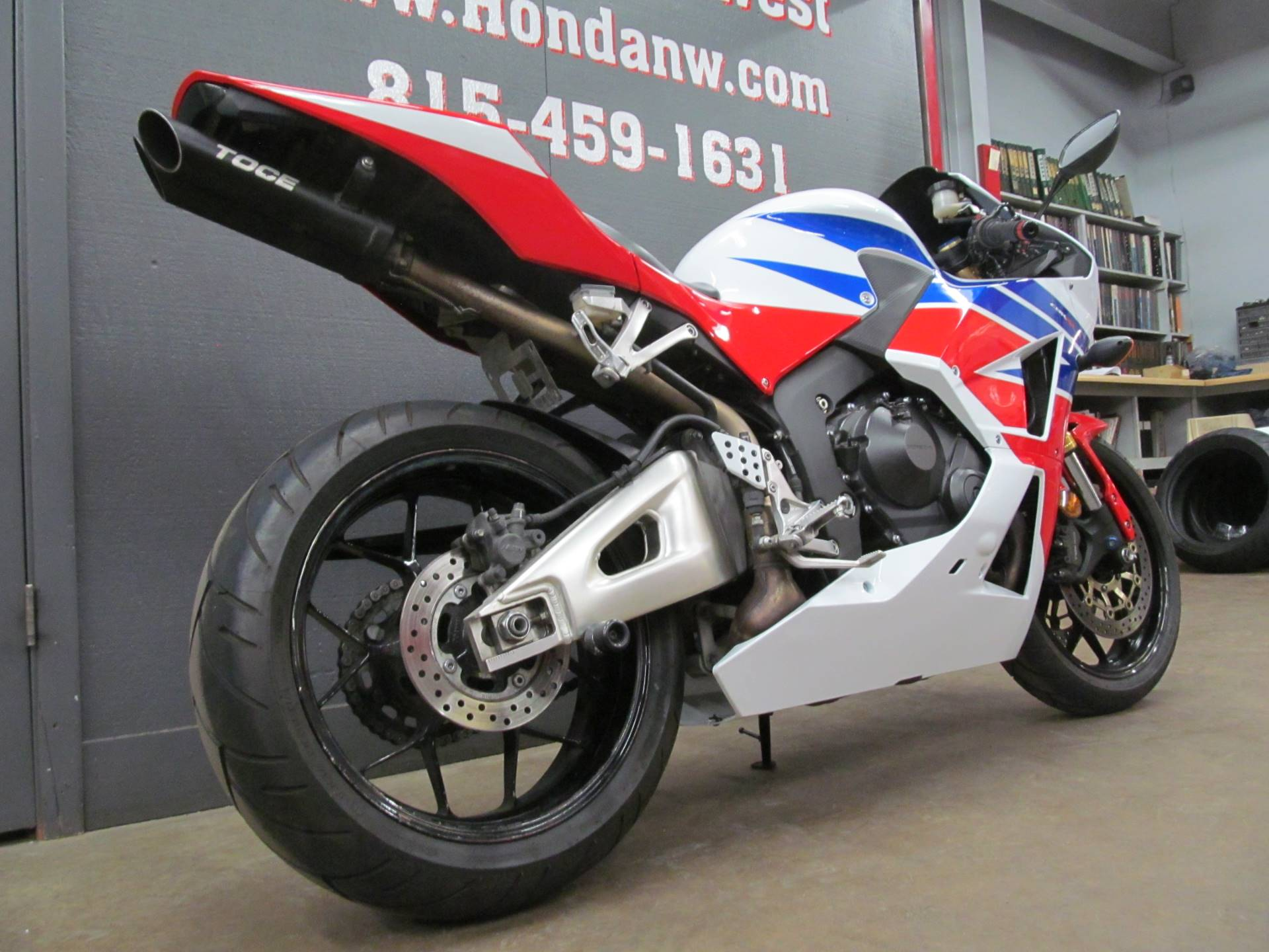 2013 Honda CBR®600RR in Crystal Lake, Illinois - Photo 5