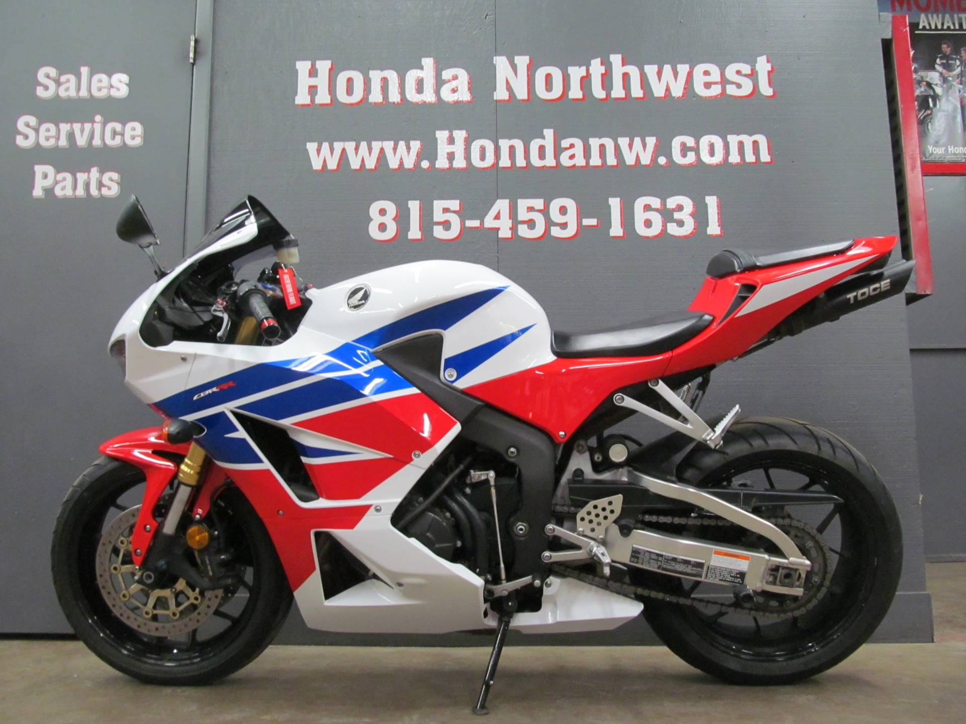 2013 Honda CBR®600RR in Crystal Lake, Illinois - Photo 2