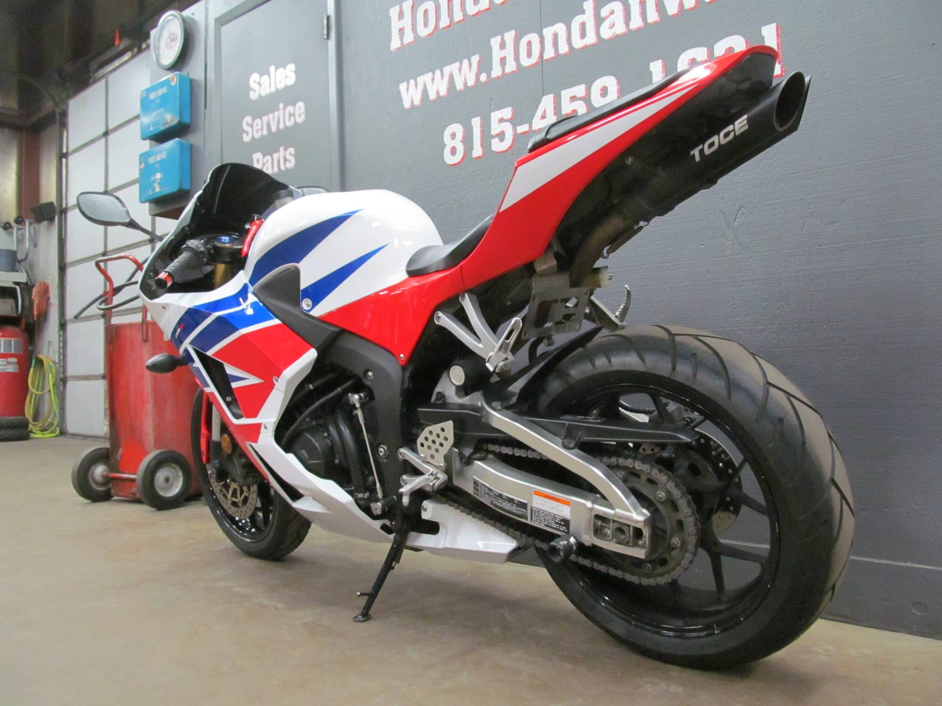 2013 Honda CBR®600RR in Crystal Lake, Illinois - Photo 6