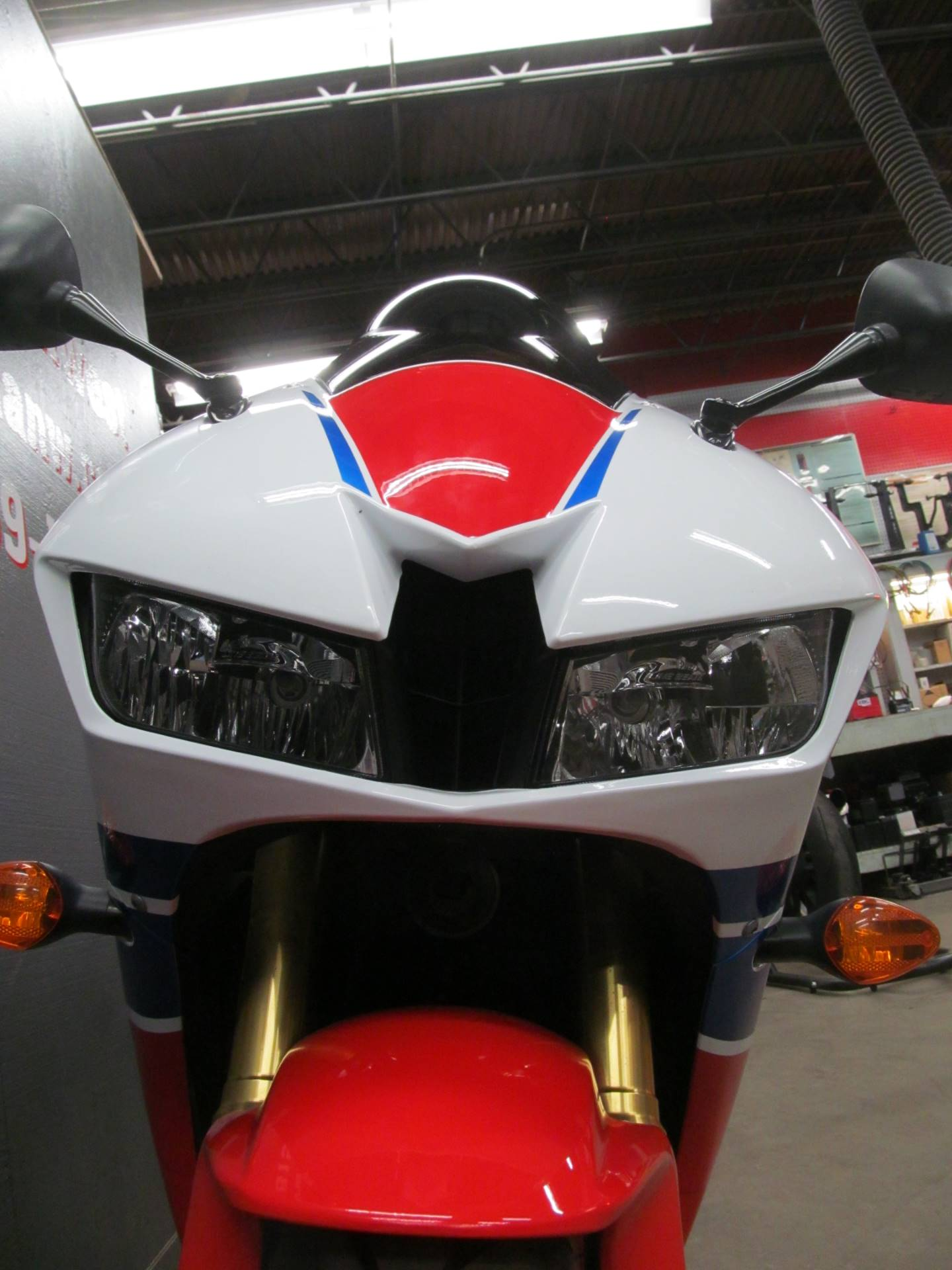 2013 Honda CBR®600RR in Crystal Lake, Illinois - Photo 7