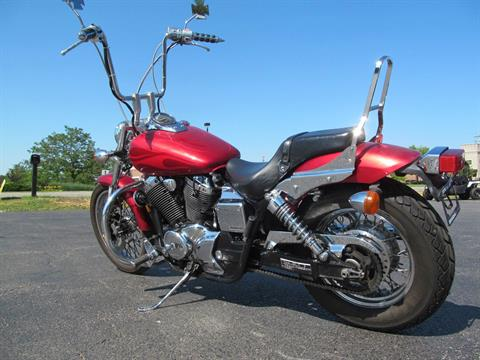 2003 Honda Shadow Spirit 750 in Crystal Lake, Illinois - Photo 6