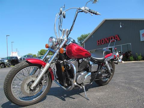 2003 Honda Shadow Spirit 750 in Crystal Lake, Illinois - Photo 4