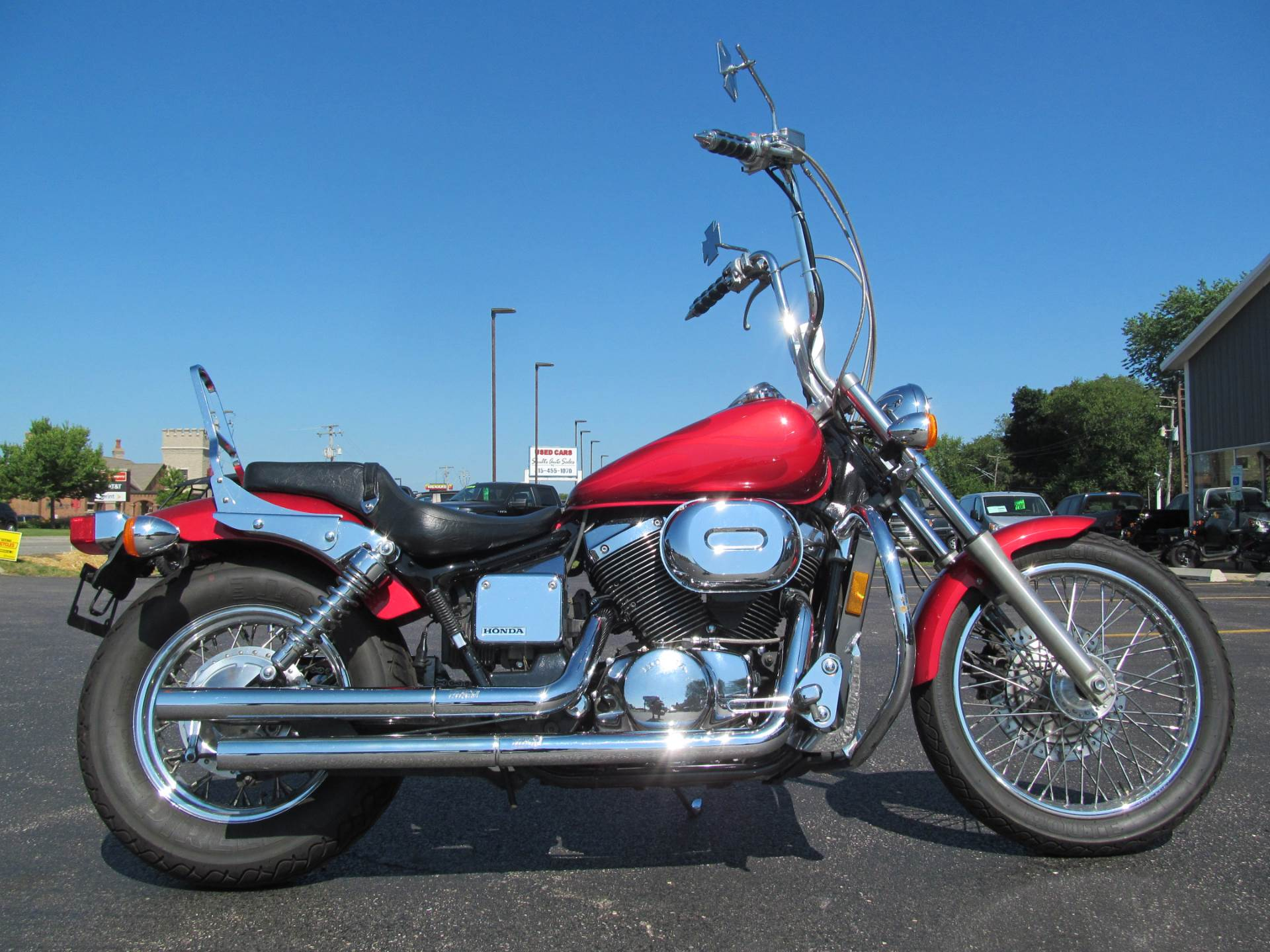 2003 Honda Shadow Spirit 750 in Crystal Lake, Illinois - Photo 1