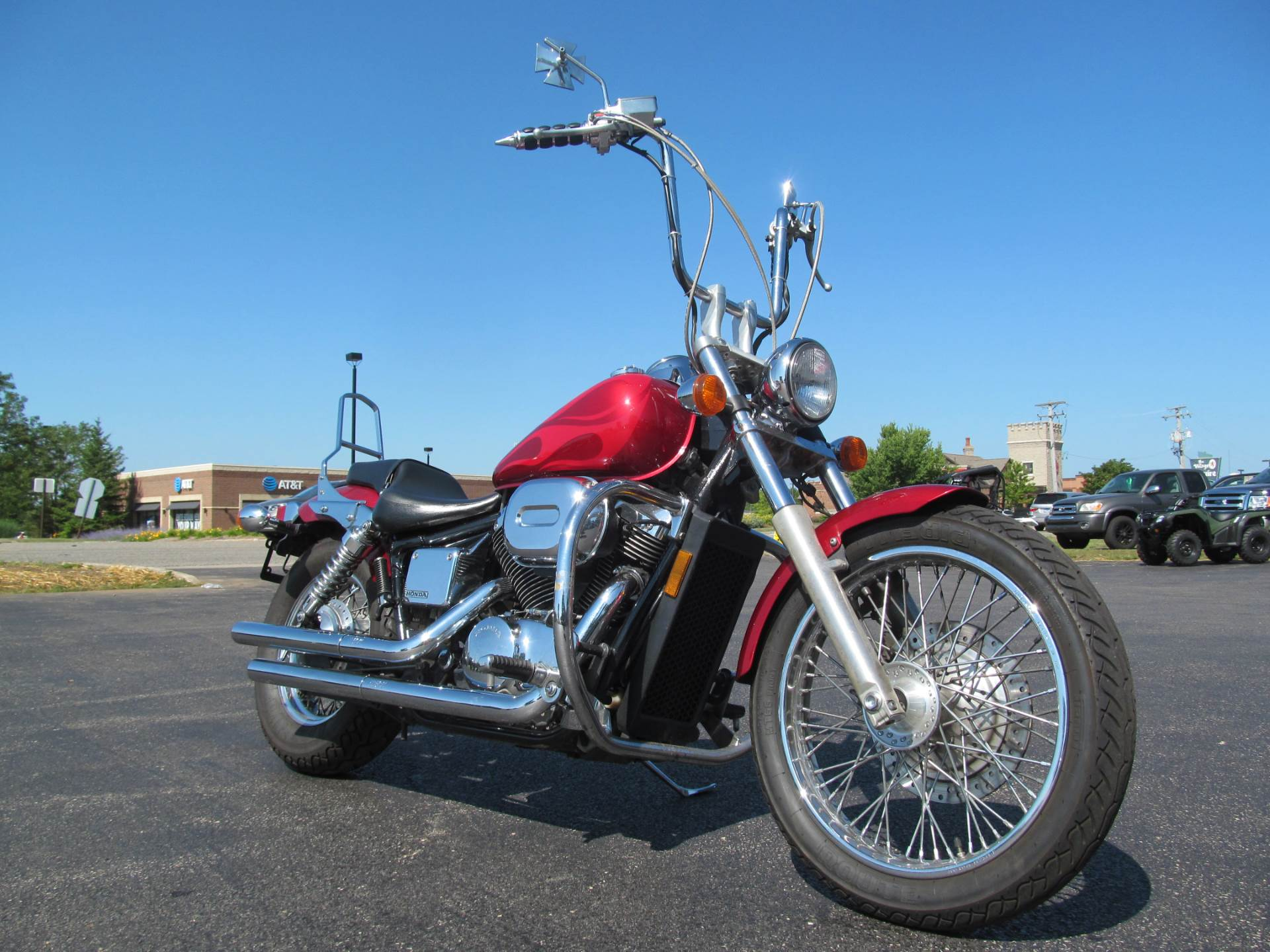2003 Honda Shadow Spirit 750 in Crystal Lake, Illinois - Photo 3