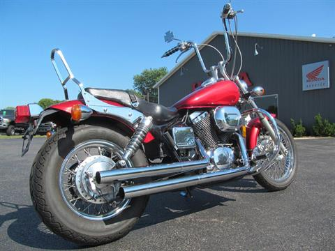 2003 Honda Shadow Spirit 750 in Crystal Lake, Illinois - Photo 5