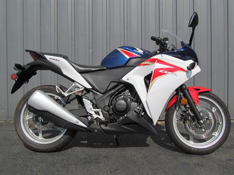 2012 Honda CBR®250R in Crystal Lake, Illinois